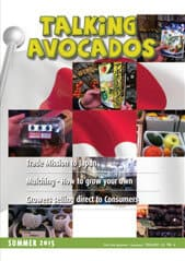 talking avocados summer 2015