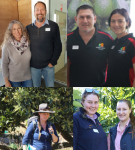 Image montage from Tristate and North Queensland Regional Forums