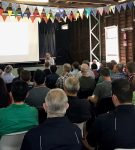 It was a full house in Bellthorpe for the Sunshine Coast Regional Forum