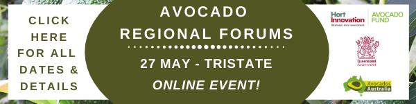 Tristate Regional Avocado Forum