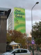 Our Green Gold billboard