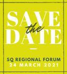 Crows Nest regional forum, date claimer image