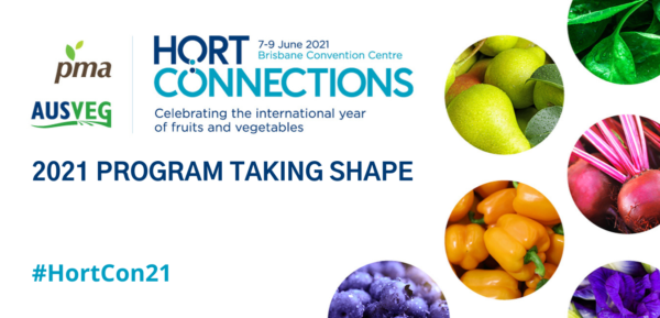 Hort Connections 2021 - program taking shape - click for more